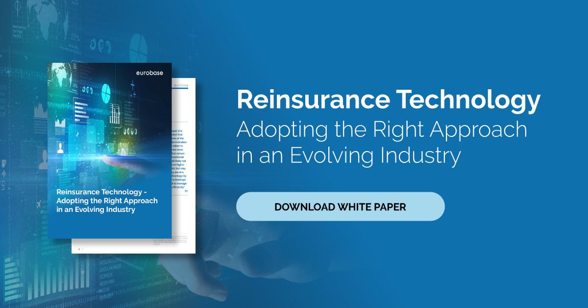 Reinsurance Technology - Featured Image