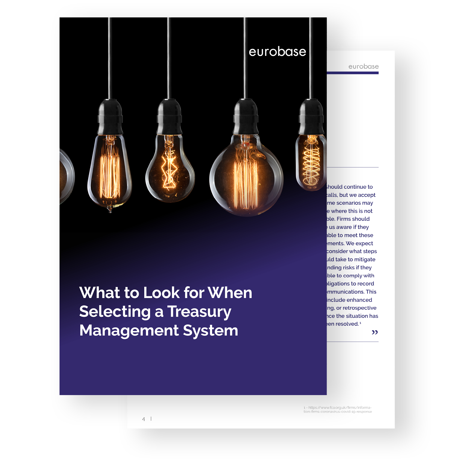 selecting a treasury management system